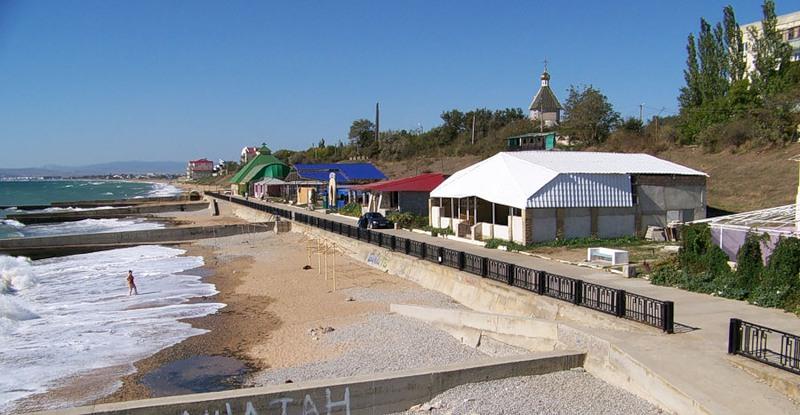 береговое фото пляжей и набережной могло