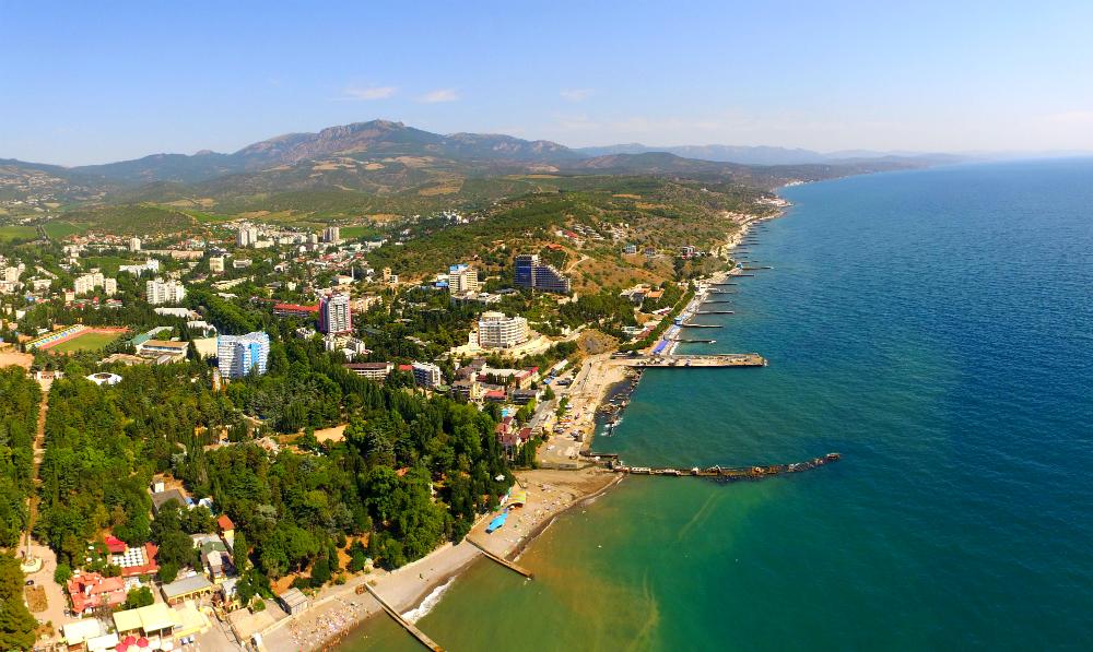 Где лучше отдыхать на Черном море в России