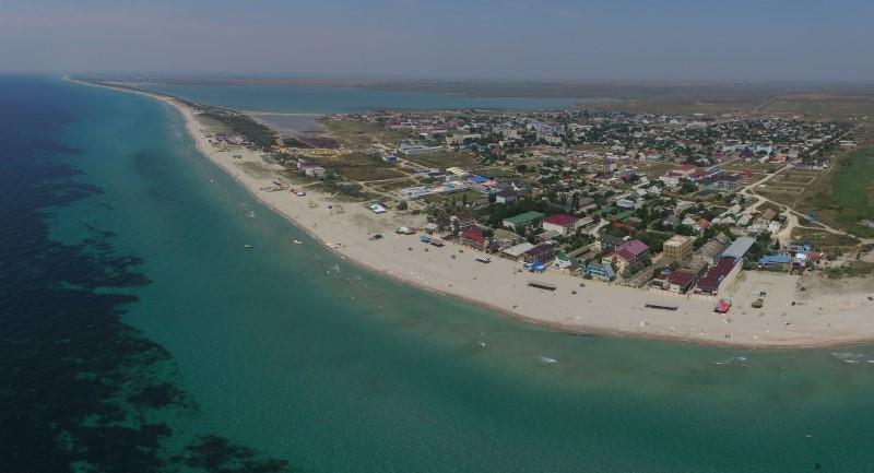 База отдыха Штормовое в Крыму | Пансионат на первой линии У моря | 433x800