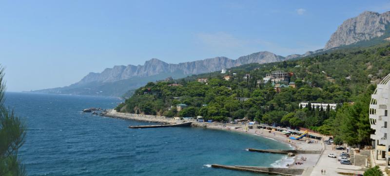 Где отдохнуть на Черном море летом
