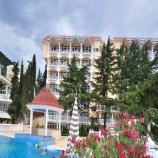 Отель Блюмарин в Профессорском уголке в Алуште